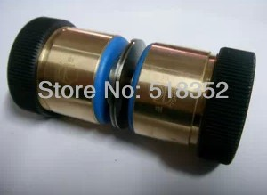561 Guide Wheel Assembly with Brass Sleeve/ Seat and NMB Bearings dia.32mmx73mm for Wire Cut EDM Parts