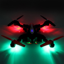 RC Toy SYMA X56/56W RC Flying Quadrocopter RC Drone Helicopter Built-in With LED Lighting Remote Control Helicopter for Kids