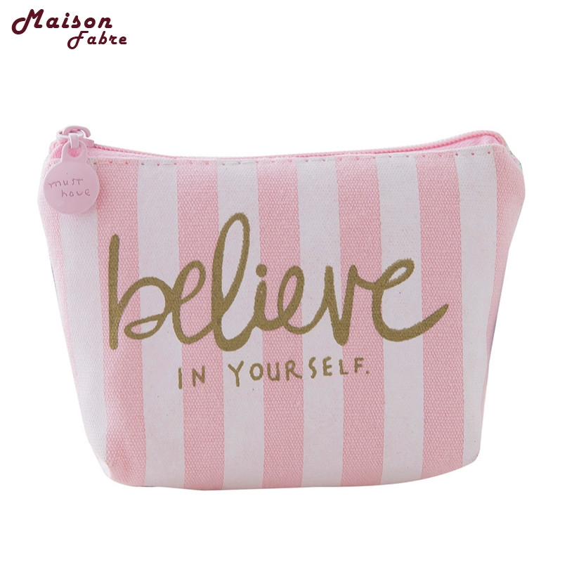 New 2017 Girls Cute Fashion Print Snacks Coin Purse Wallet Bag Change Pouch Key Holder drop shipping 070535%