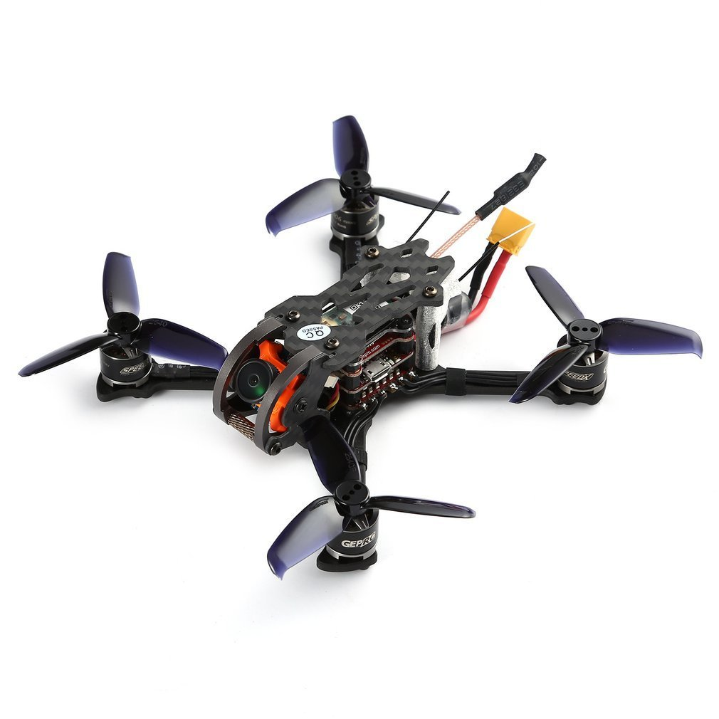 GEPRC Phoenix 2.5 125mm 5.8G 600TVL Brushless Camera FPV Micro RC Racing Drone with High Speed Frsky Receiver BNF image