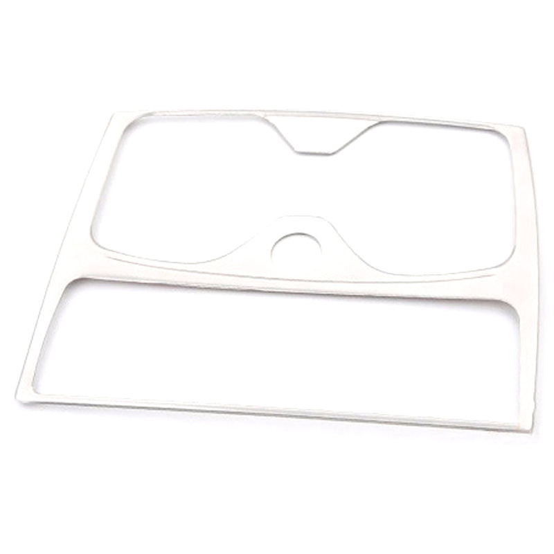 Car Styling Interior Water Cup Holder Panel Decorative Cover Trim For Bmw F20 1 Series 118I 120I 135I 2012-2015