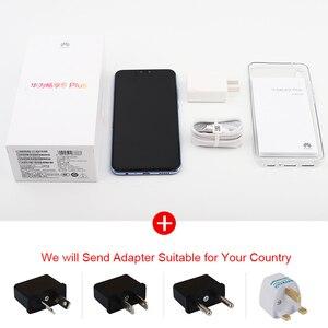 Image 5 - מקורי Huawei Y9 2019 Smartphone 6.5 אינץ 4GB 128GB קירין 710 אוקטה Core אנדרואיד 8.1 4000mAh Huawei ליהנות 9 בתוספת שיחת טלפון