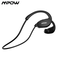 Mpow Bluetooth Headphones V4.1 Sweatproof Wireless Sport Earphones Headphones For Running Gym Smartphone Handsfree Calling