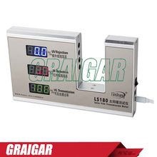 Wholesale prices Fast Shipping + Digital LS180 Solar Film Transmission Meter With 0.1% Resolution