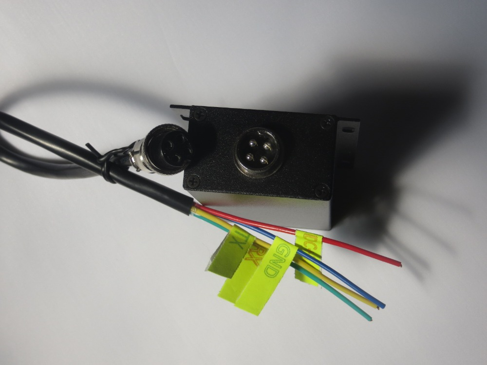 80 mt laser ranging module serial entfernungsmesser sicherheit