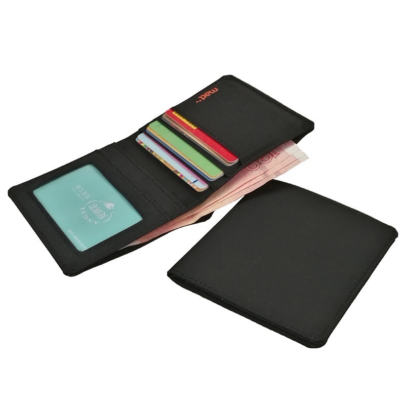 New Minimalist Super Slim Wallet for Men Women Slimline Wallets Ultra Thin Mini Small Male Female Coin Purse Pouch Boy Short