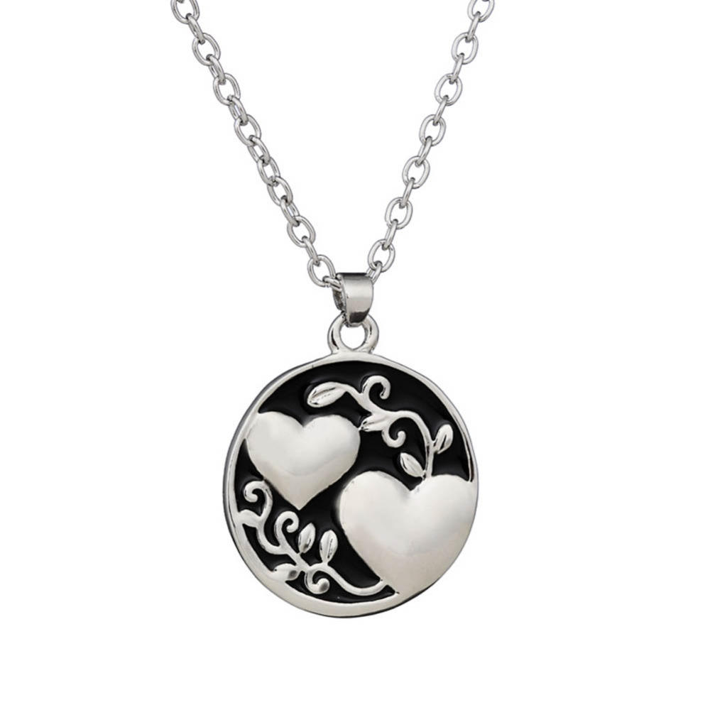 Online Get Cheap Matching Couple Necklaces Heart -Aliexpress.com ...