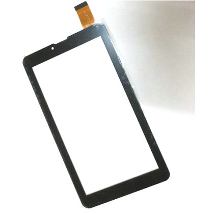 Free Film New Touch Screen Digitizer For 7 Irbis TZ45 TZ46 TZ50 3G Tablet panel Digitizer