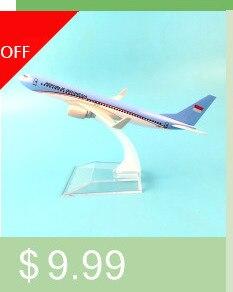 1:72 diecast metal aviões modelo