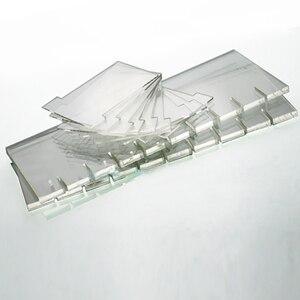 Image 3 - Molde Sabão Pão Silicone com Vertical e Transversalmente Divisórias para Artesanal Sabonetes Molde de Renderização