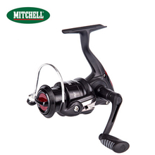 MITCHELL RZ 1000-4000 Spinning Fishing Reel 4+1BB  with Larger Spool 4kg Max Brake Force Sea Boat  Metal Spool Fishing Reel