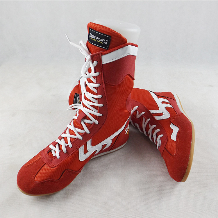 Free-Wrestling-Shoes Singlet Boots-Sneakers Professional Lace-Up Men For Kids