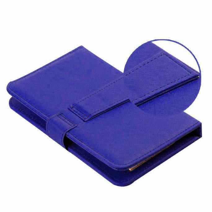 35 @ ポータブル pu レザーワイヤレスキーボードケース保護携帯電話の andriod 携帯電話用 bluetooth キーボード 5 $5