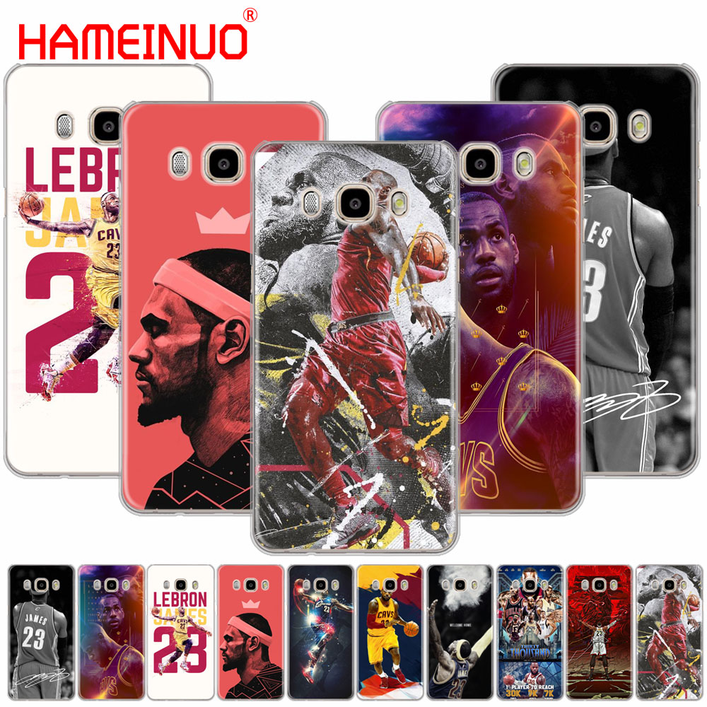 HAMEINUO LeBron James cover phone case for Samsung Galaxy J1 J2 J3 J5 J7 MINI ACE 2016 2015 prime