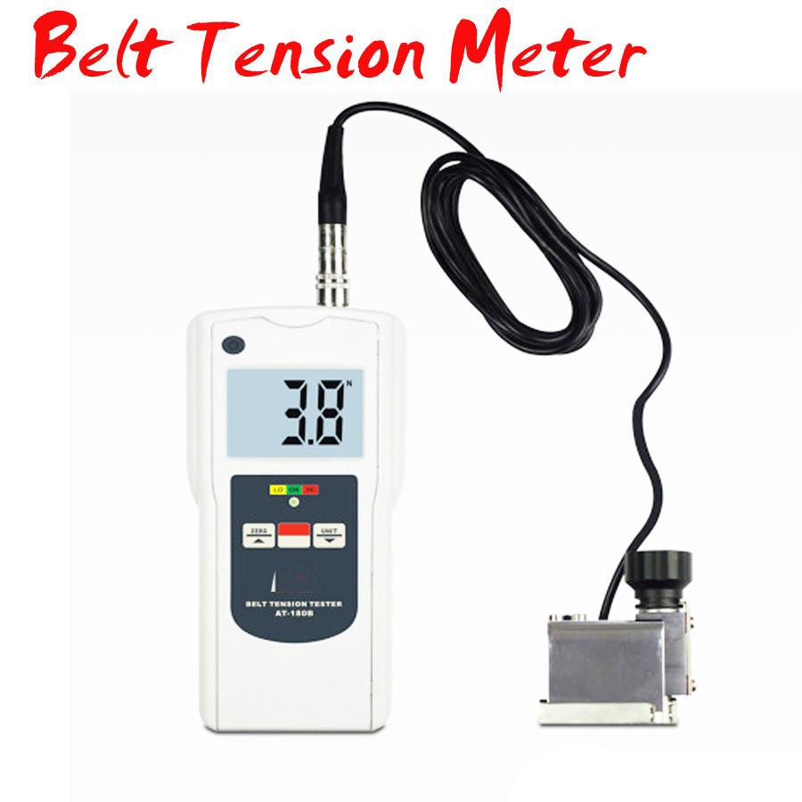 At 180b Belt Tension Meter Automotive Belt Textile And