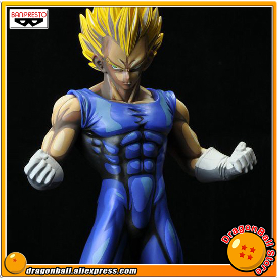 Dragon Ball Z Original BANPRESTO Master Stars Piece (MSP) Overseas Limited Edition Collection Figure - Super Saiyan Vegeta z ultra google edition