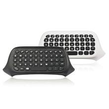 47 Keys Wireless 2.4G Practical Mini Handheld Keyboard Gaming Message Gamepad Keyboard For XBOX ONE S Controller