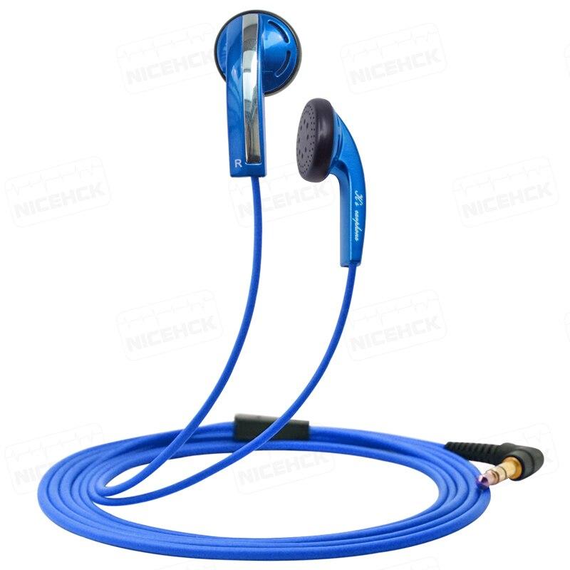 bilder für 2017 neue K Kopfhörer K200 Ohrhörer In Ear Kopfhörer 200 ohm High Impedanz Ohrstöpsel Headset MX760 DP100 E888 Weibliche Vocal ohrhörer