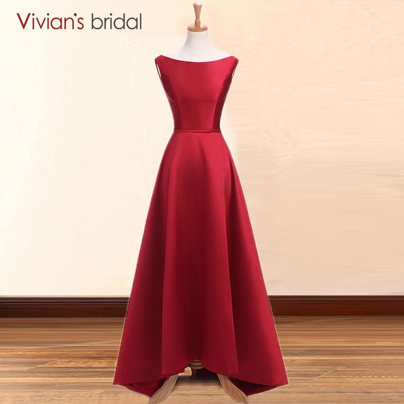 Robe De Soiree Vivian's Bridal 2017 venta caliente vestidos de noche - Vestidos para ocasiones especiales