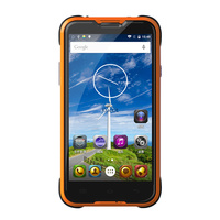 Original MTK6582 Quad Core Discovery V11 Rugged Smartphone IP67 Waterproof Phone GPS Shockproof 1GB RAM Android