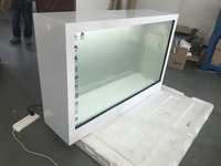 32 42 47 55 65 85 inch transparent Touch lcd display advertising show for shopping mall video presentor computer kiosk