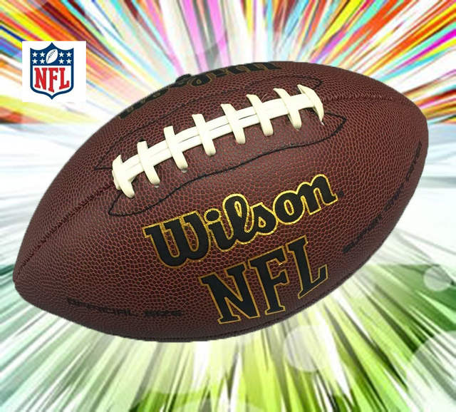 34ce74fe64 Wilson NEF MVP Training Football Supreme Junior Bola De Futebol Americano  Optimum Sizes 9   PU