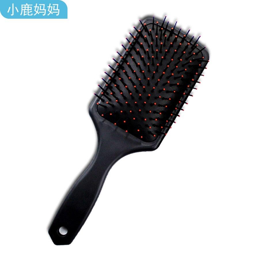 Fawn Mum Magic Hair Comb Brush Rainbow Women Hair Care