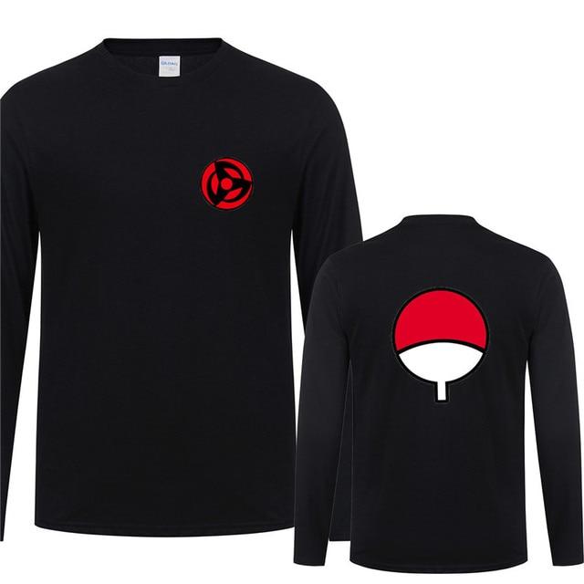 Uchiha Clan Long Sleeve T-shirt