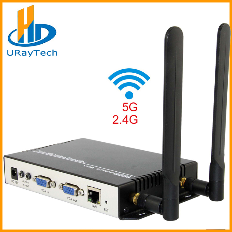 MJPEG MPEG 4 H 264 VGA Video Audio To IP Streaming Encoder HD Video To Youtube Facebook Wowza Live RTMP RTMPS Encoder H264 in Radio TV Broadcast Equipments from Consumer Electronics
