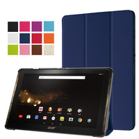For Acer Iconia Tab 10 A3 A40 A3 A40 10 1 Tablet Magnet Stand Pu Leather