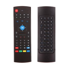 Mini wireless keyboard 2.4GHz Fly Air Mouse Wireless Keyboard Remote For Android Smart TV Remote Control