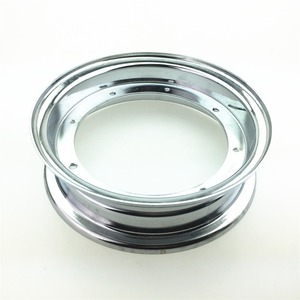STARPAD For Motorcycle DAX Accessories Electric Vehicle Beach Buggy 2.5J Split Wheel Steel Ring