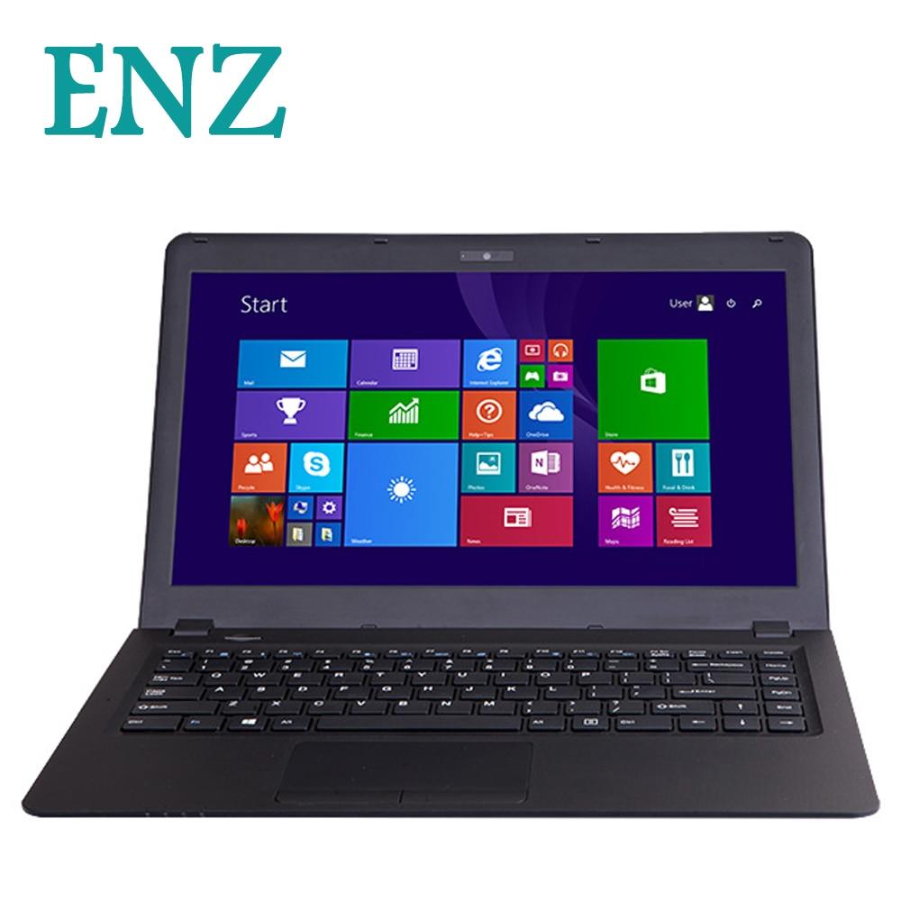 ENZ notebook B21 laptop 14.1inch 1920*1080 window 8 Intel Celeron N2840 Dual core Camera R