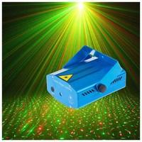 1pcs RG Mini Laser Projector DMX LED Stage Lighting Professional DJ Equipment Strobe Dance Disco Light