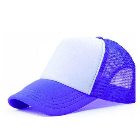 Summer Women Men Baseball Caps Snapback bone Hats Unisex Mesh Baseball Hats 7.4 Islamabad