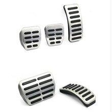دواسات فرامل غاز سيارات من الفولاذ المقاوم للصدأ لسيارات أودي TT Pedale VW سيات Golf 3 4 Polo 9N3 لسكودا أوكتافيا إيبيزا فابيا A1 A2 A3 GTI