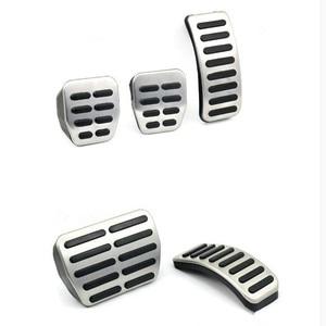 Image 1 - دواسات فرامل غاز سيارات من الفولاذ المقاوم للصدأ لسيارات أودي TT Pedale VW سيات Golf 3 4 Polo 9N3 لسكودا أوكتافيا إيبيزا فابيا A1 A2 A3 GTI