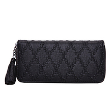 Fashion Explosion Models 2019 Ladies Wallet Creative New PU Material Clutch Bag Pendant Zipper Multifunctional
