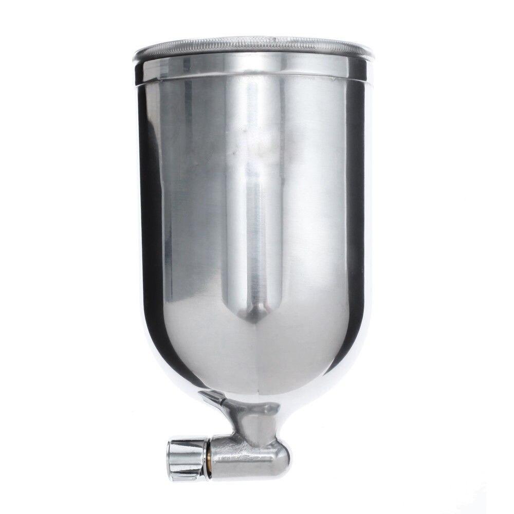 400 ml Sprayer Tasse Air Gravity-Feed Spray Paint Pot Fastmover Gewinde Stecker Für W101 W71 W77 Spray Gun