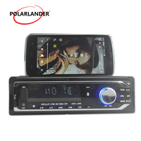 2016 newest 1 din car radio Auto radio with remote control Car Electronics mp3 player support Bluetooth/ USB/SD/AUX/