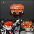 For KTM 990 690 R/SMT/SUPER DUKE/R Motorcycle Accessories Front Brake Clutch Cylinder Reservoir Cover Cap