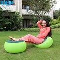 1 pc universal multi zone-fezes de ar inflável almofada do assento cadeira dobrável yoga cama de acampamento ao ar livre cadeira de descanso do carro capa de almofada