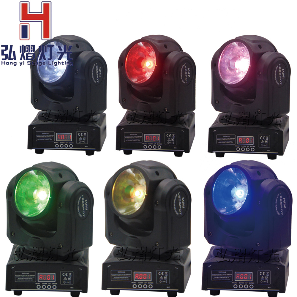 6pcs/lot DMX512 DJ Equipment Lighting 60W Led Moving Head Spot Light 60w rgbw 4in1 beam led beam moving head 60w DJ light 4pcs 60w flightcase led spot moving head light usa luminums mini led beam moving head 60w rgbw 4in1 beam led dj spot light