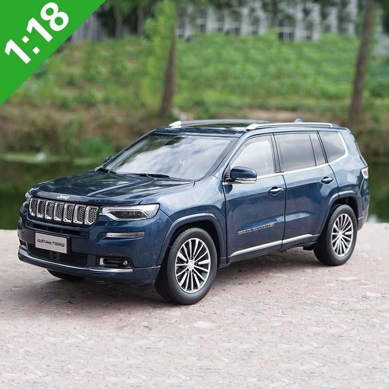 New 1/18 Jeep Grand Commander Fiat Chrysler Diecast Metal