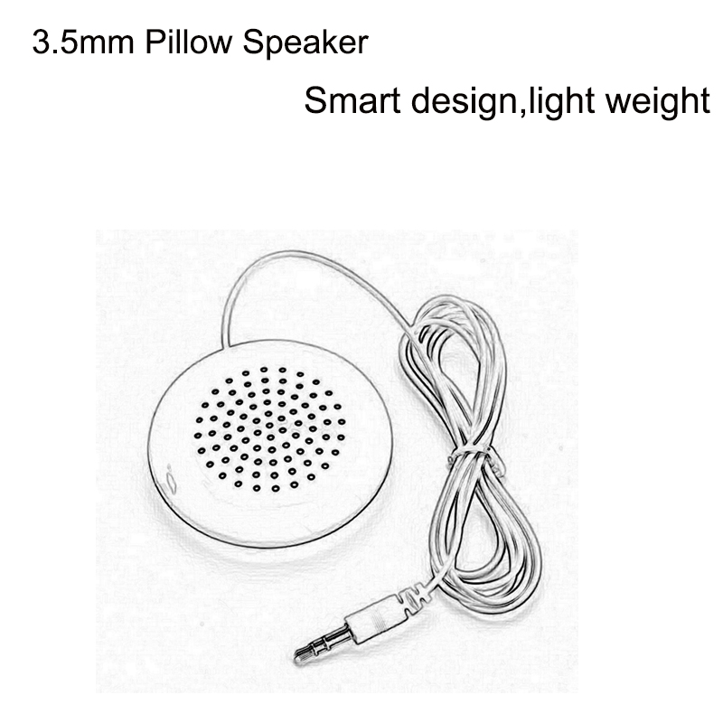 3 5mm AUX Plug New Mini Design Universal Portable Louderspeakers Professional Pillow Zealot Louderspeakers font b