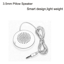 3.5mm AUX Plug New Mini Design Universal Portable Louderspeakers Professional Pillow Zealot Louderspeakers Phone PC caixa de som