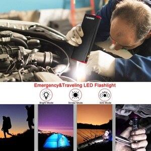 Image 4 - Grepro carro ir para iniciantes 2000a carro buster booster bateria 12v carro de partida de emergência do veículo de partida de bateria de partida de carro banco de potência