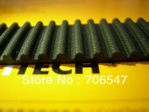 Free Shipping HTD2600-5M-15 teeth 520 width 15mm length 2600mm HTD5M 2600 5M 15 Arc teeth Industrial Rubber timing belt 5pcs/lot все цены