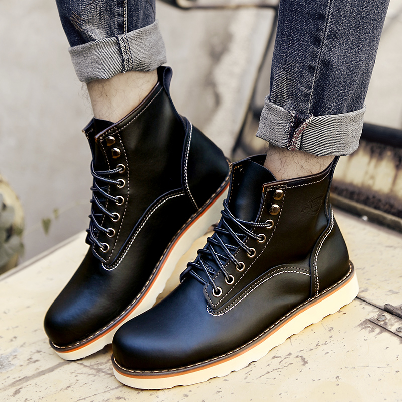Mens Winter Boots Fashion Images Galleries With A Bite