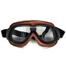 moto ATV lentille lunettes